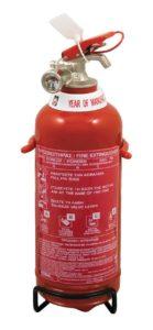 Φορητός Πυροσβεστήρας Ξηράς Κόνεως 1kg