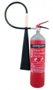 Πυροσβεστήρας 5Kg CO₂