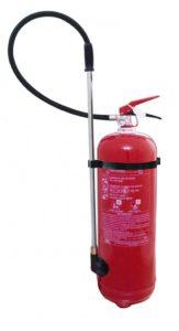 Πυροσβεστήρας 6Lt F Class Solution